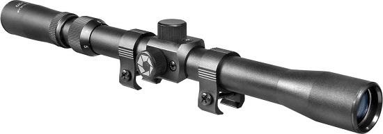 BARSKA 3-7x20 Rimfire Riflescope