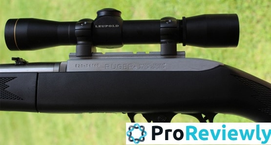 Best Rimfire Target Scope
