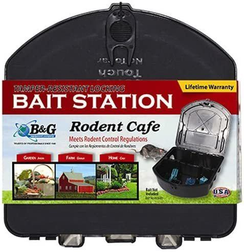 Rodent Bait Stations