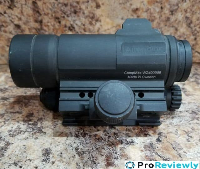 Aimpoint Comp M4 Review
