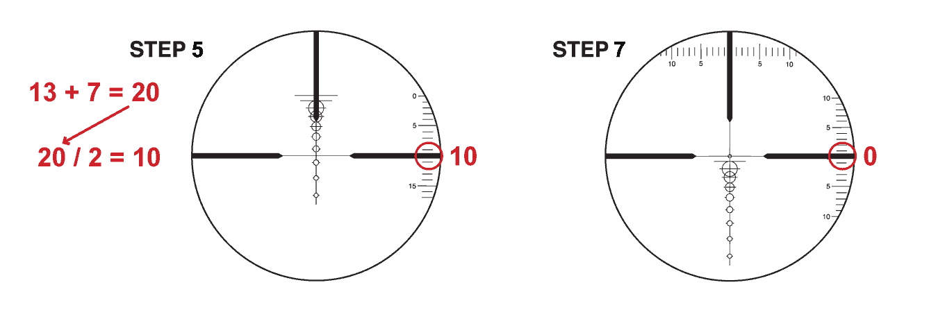 How to Centering your Shepherd Scope