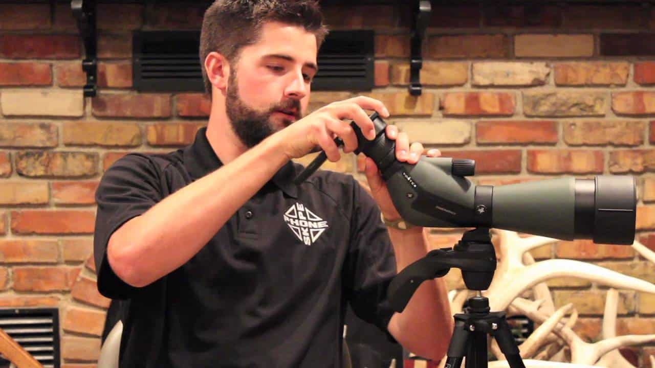 Vortex Diamondback spotting scope review