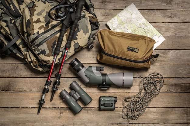Small Game hunting gear
