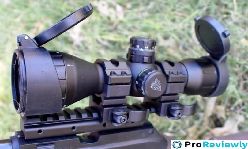 UTG Bug Buster Scope Review