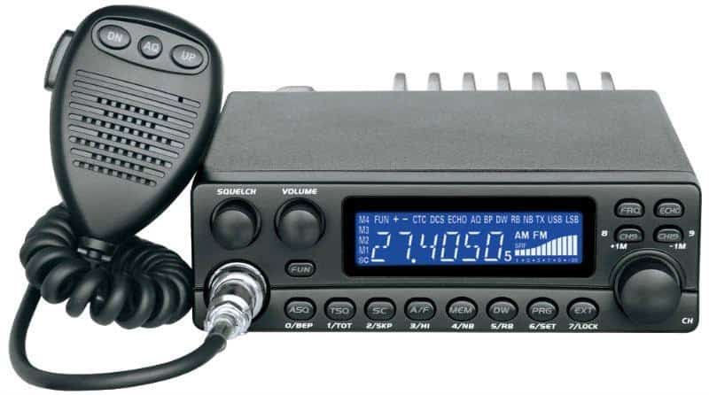 CB Radio Set