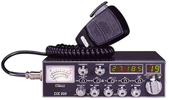 CB Radio Box
