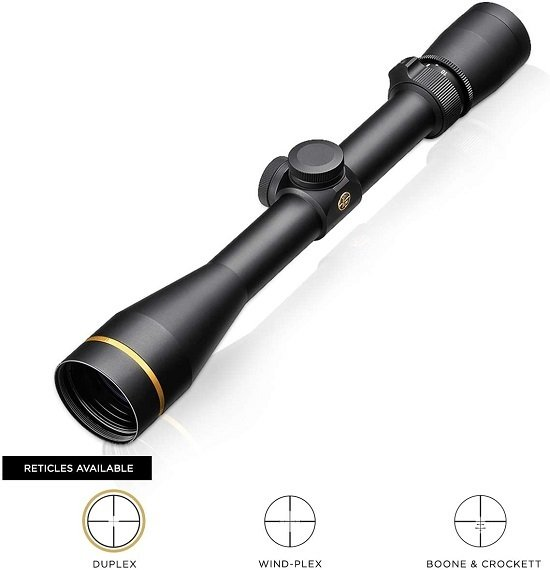 Leupold VX-3i 3.5-10x40mm Rifle Scope