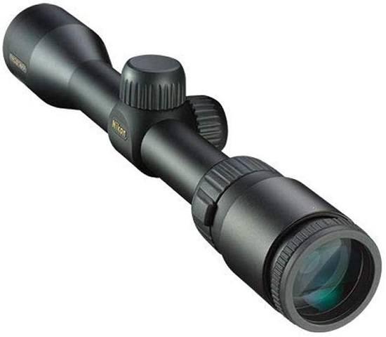 Nikon ProStaff 2-7 x 32 Black Matte Riflescope (Nikoplex)